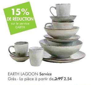 Service à café offre à 2.16€