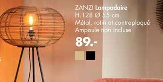 Lampadaire offre à 89€