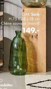 Vase offre à 149€