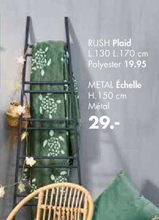 Plaid offre à 29€