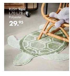 Tapis offre à 29,95€