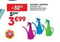 Vaposoir-arrosoir  offre à 3,99€