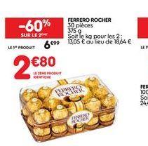 Ferrero Rocher offre à 6,99€
