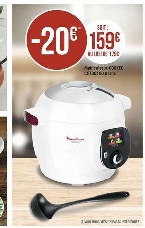Robot de cuisine offre à