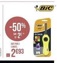 Briquet BIC offre à