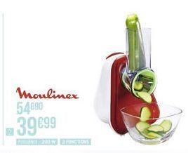 Électroménager Moulinex offre à
