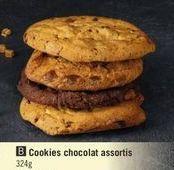 Cookies chocolat offre à