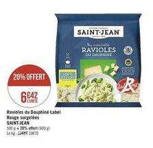 Ravioles du Dauphiné Label offre à