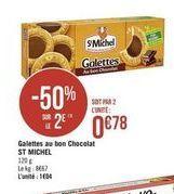 Galettes au bon Chocolat ST MICHEL offre à