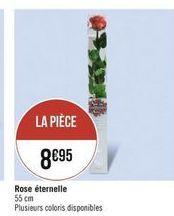 Roses offre à