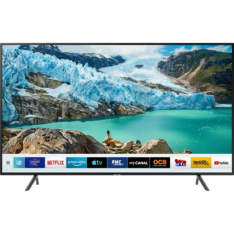 TV LED Samsung UE75RU7175 offre à 999€