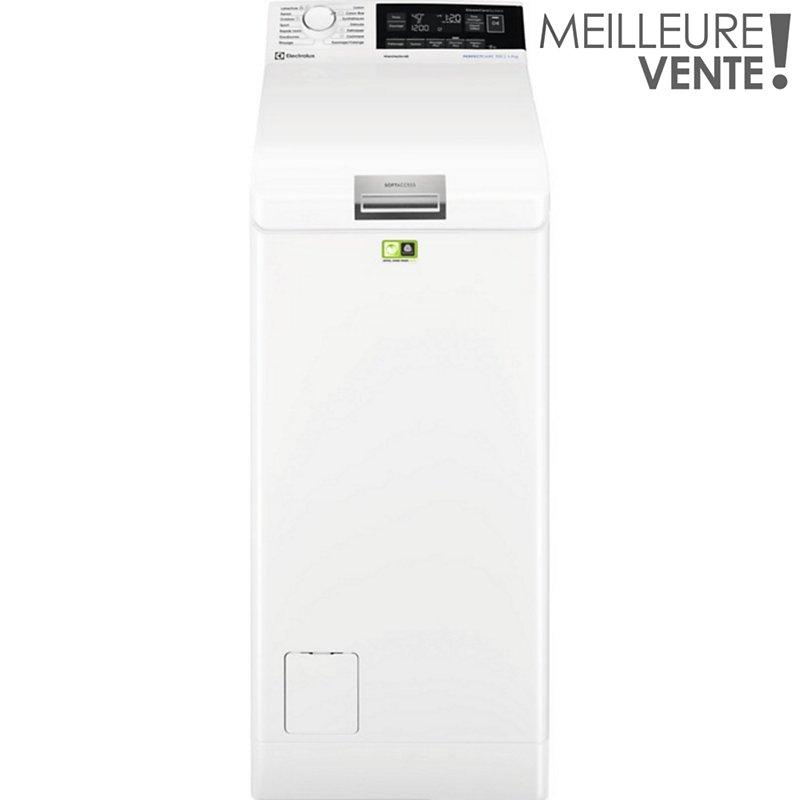 Lave linge top Electrolux EW7T3733BO offre à 499€