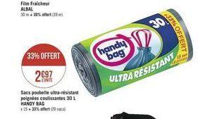 Sacs Handy Bag offre à