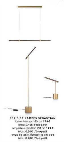 Lampe offre à 179€
