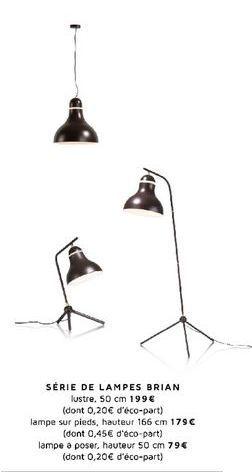 Lampe offre à 199€