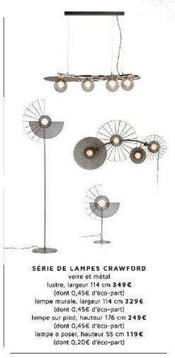Lampe offre à 349€
