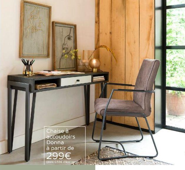 Chaise offre à 299€
