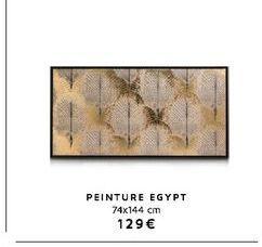 Peinture offre à 129€