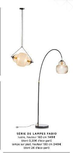 Lampe offre à 249€