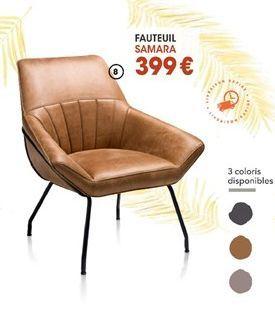 Fauteuil offre à 399€