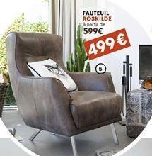 Fauteuil offre à 499€