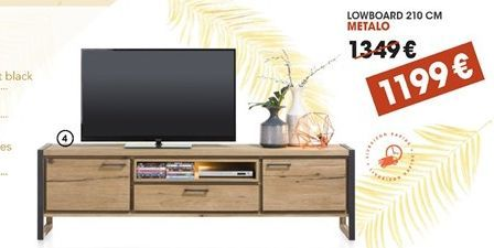 Meuble tv offre à 1199€