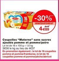 Yaourt offre à 4,89€