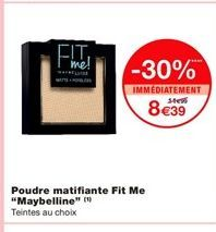 Maquillage offre à 8,39€
