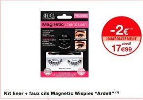 Maquillage des yeux offre à 17,99€