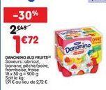 Yaourt Danone offre à 1,72€