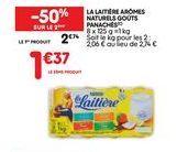 Lait offre à 1,37€