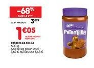 Chocolat offre à 1,05€