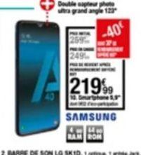 Téléphonie offre à 219,99€