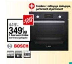Four Bosch offre à 349,99€