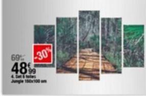 Tableau offre à 48,99€