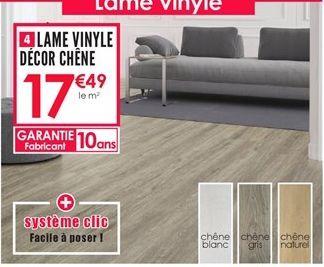 Vinyle offre à 17,49€