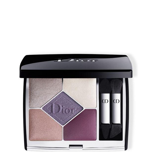 DIOR 5 Couleurs Couture Palette de fards à paupières - haute couleur - poudre crémeuse longue tenue offre à 59,9€