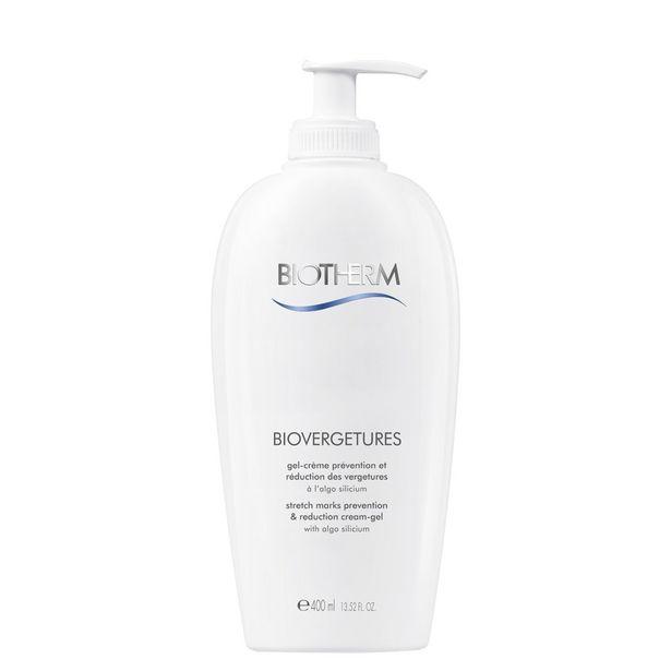 Biotherm Biovergetures Gel-crème prévention et réduction des vergetures offre à 39€