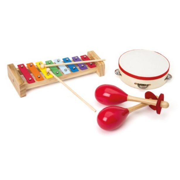 Set musical bois  offre à 13,99€