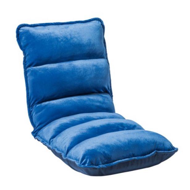 Fauteuil multi-positions bleu offre à 62,99€