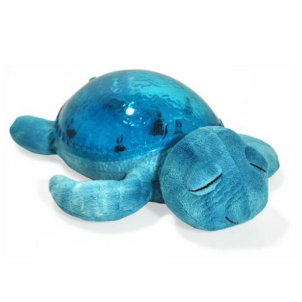 Veilleuse projection musicale tortue des mers aqua offre à 49,99€