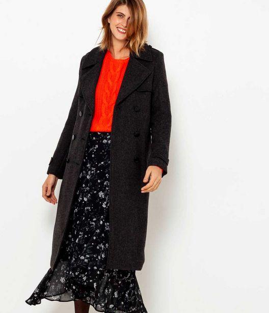 Manteau long femme offre à 71,99€