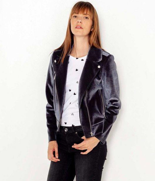 Veste en velours femme offre à 34,99€