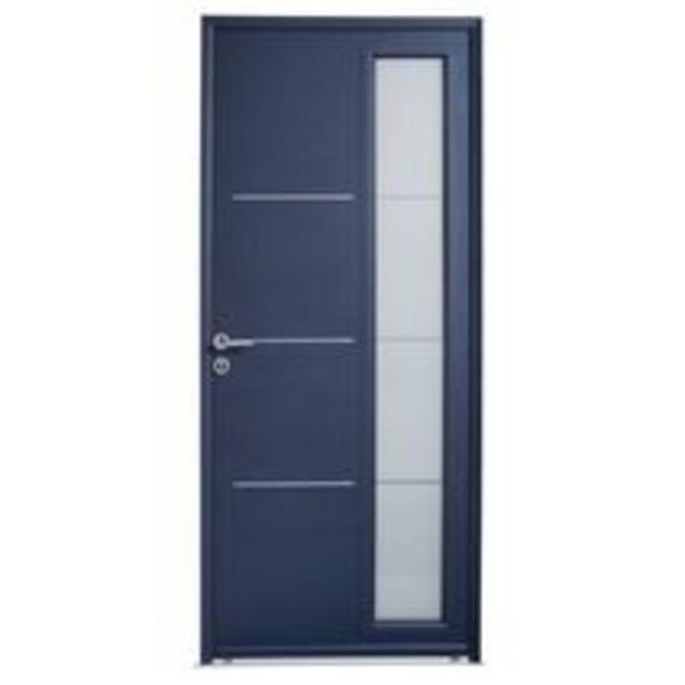 Porte d'entrée Muse Aluminium offre à 2299€
