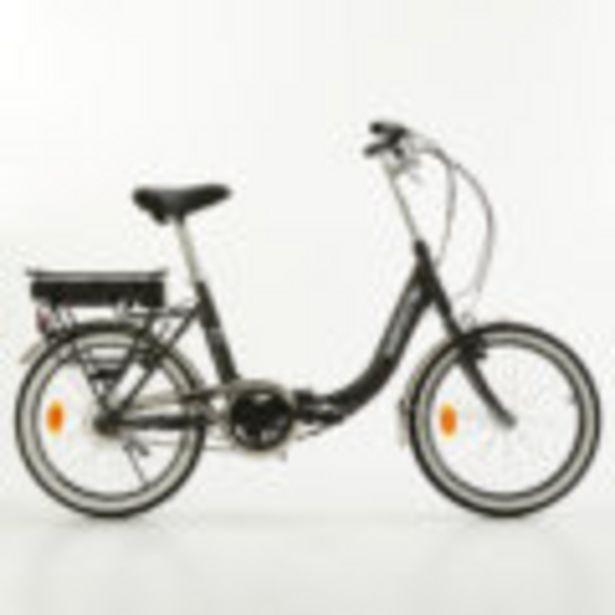 Vélo électrique pliant WAYSCRAL Takeaway E50 20 offre à 49900€