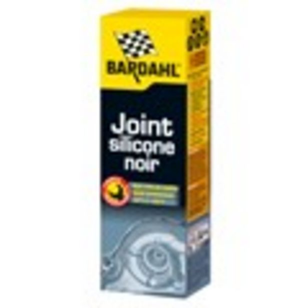 Joint silicone multi-usages noir BARDAHL 90 g offre à 1395€