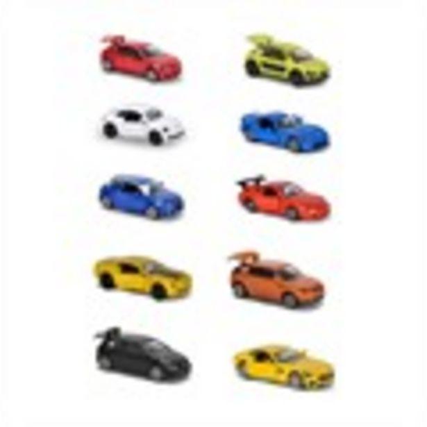 Miniature en métal Premium Cars MAJORETTE 1/64 ème Modèle aléatoire offre à 349€