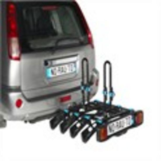Porte-vélos d'attelage plate-forme NORAUTO Rapidbike 4P pour 4 vélos offre à 19995€