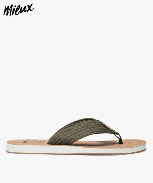 Sandales, Nu-pieds offre à 12,49€