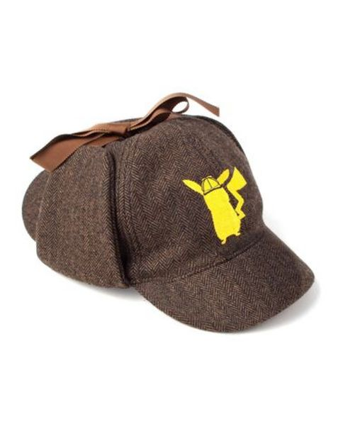 Casquette - Pokémon - Pikachu Detective   offre à 6,99€